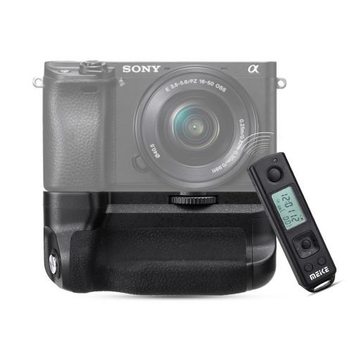 Meike Sony A6000/A6300/A6500 üçün batareya bloku