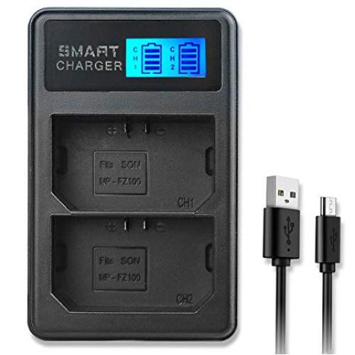 Smart enerji cihazı (cüt NP-FZ100)