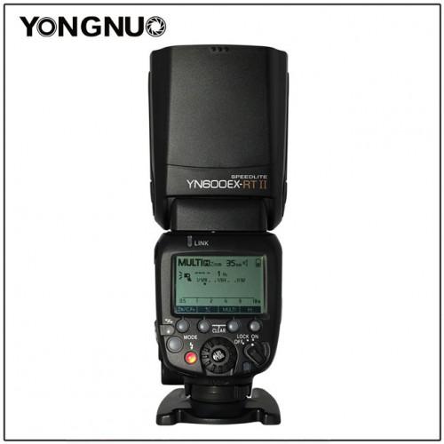 Yongnuo YN 600 EX RT II (Canon)