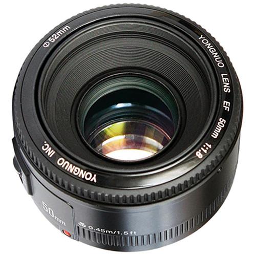 Yongnuo YN 50mm F1.8 (Canon)