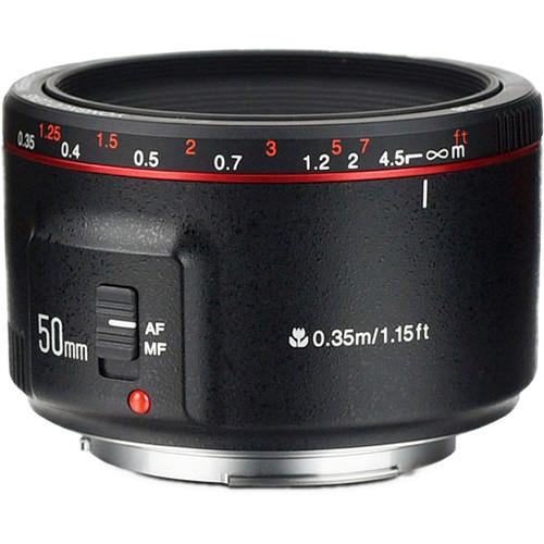 Yongnuo YN 50mm F1.8 II (Canon)