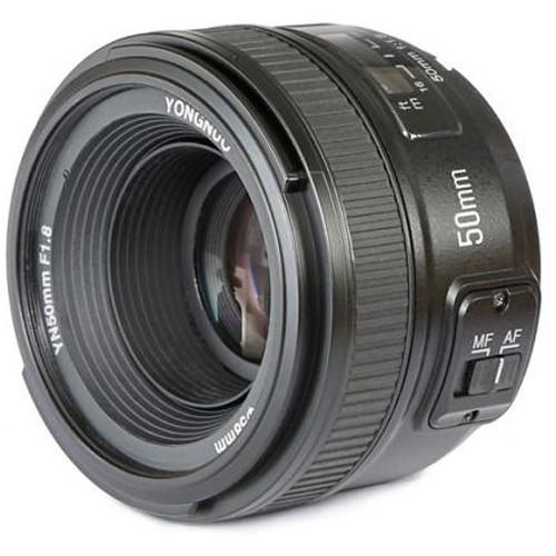 Yongnuo YN 50mm F1.8 (Nikon)