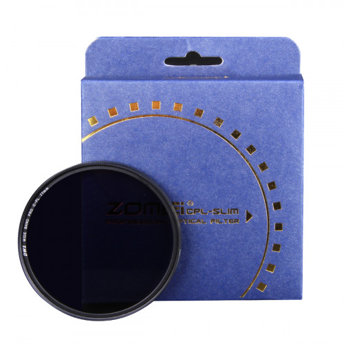 Zomei CPL-Slim Pro optik filter